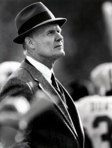 Tom Landry, 49ers vs Cowboys, Candlestick Park, December 23, 1985